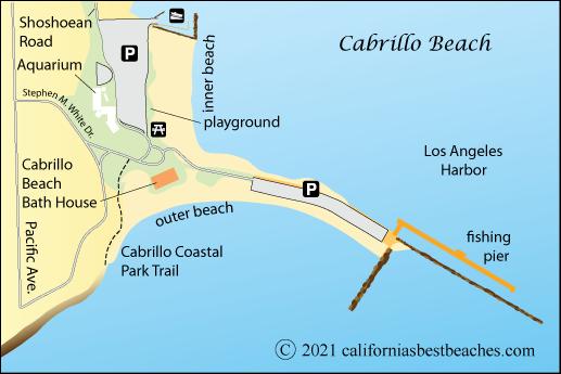 Cabrillo Beach - California's Best Beaches