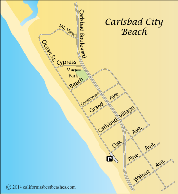 Carlsbad Beaches Californias Best Beaches