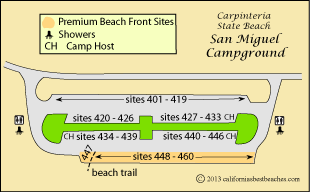 Carpinteria State Beach Camping - mobile on carpinteria beach camping reservations, jalama beach camping map, gaviota state park camping map, pfeiffer big sur state park camping map, silver strand beach camping map, carpinteria historic resource, san onofre beach map, california camping map, san onofre bluffs camping map, refugio camping map, mackerricher state park camping map, carpinteria beach campground map, state of california beaches map, san juan county park camping map, carpinteria sunset, crystal cove state park camping map, carpinteria beach surfing, carpinteria state park, morro bay state park camping map,