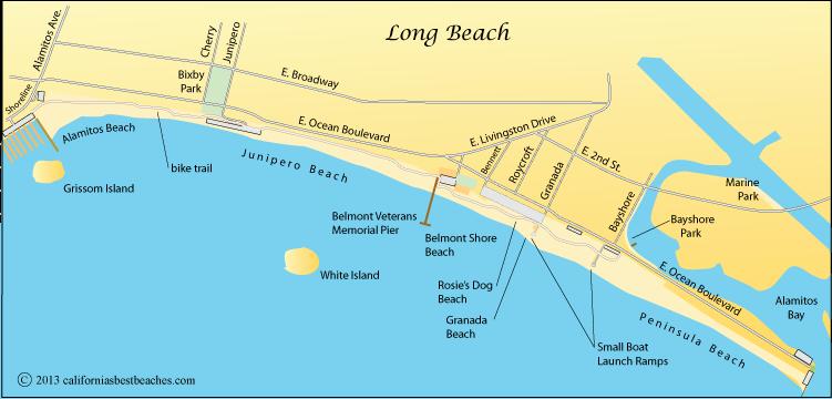 Long Beach - California\'s Best Beaches