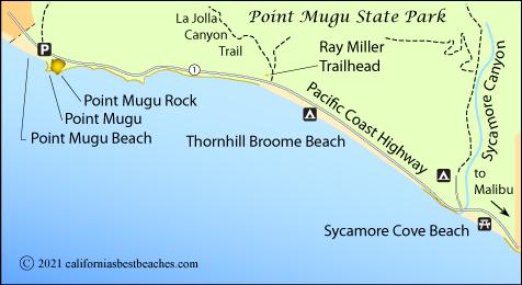Point Mugu State Park Beaches - California's Best Beaches on