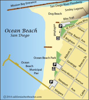 Ocean Beach Californias Best Beaches mobile