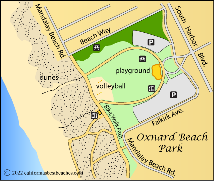 Oxnard Beaches Californias Best Beaches