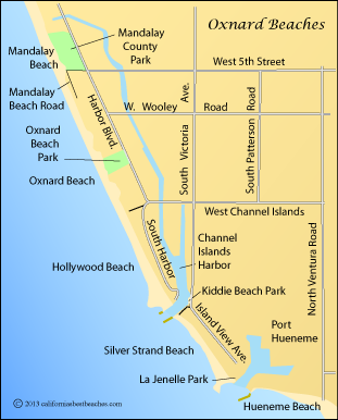 Oxnard Beaches Californias Best Beaches mobile