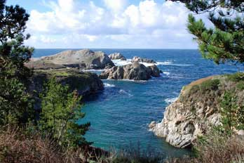 China Cove, Point Lobos State Natural Reserve, Monterey, CA