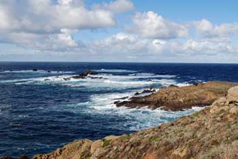 Sea Lion Point, Point Lobos State Natural Reserve, Monterey, CA