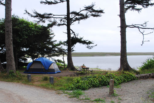 Big Lagoon Campground, Humboldt County, CA