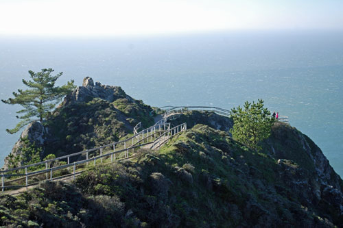 Muir Beach Overlook, CA