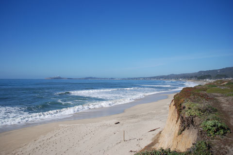 Half Moon Bay Beaches