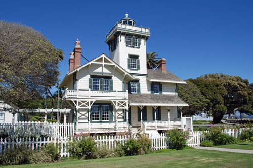 Point Fermin Lighthouse, Los Angeles County, CA
