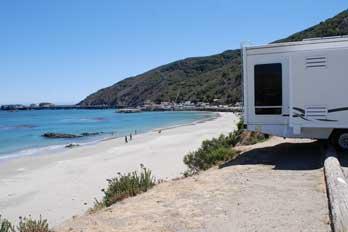 Avila Beach Camping