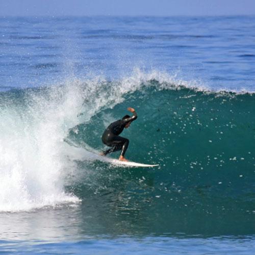 Northern Ventura County Beach Activities