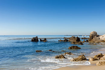 Best Rocky Beaches In California