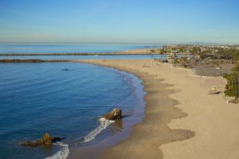 Corona Del Mar State Beach Orange County Ca