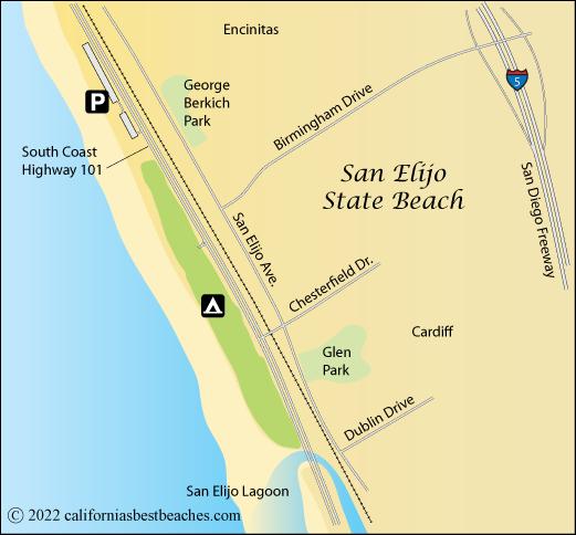 San Elijo State Beach - California's Best Beaches on