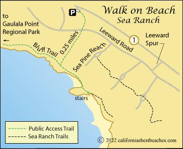 Sea Ranch Beaches - California\'s Best Beaches