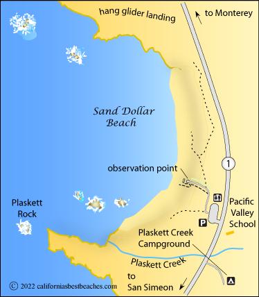 Sand Dollar Beach And Jade Cove