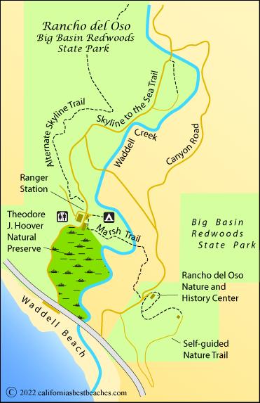 Big Basin\'s Rancho Del Oso