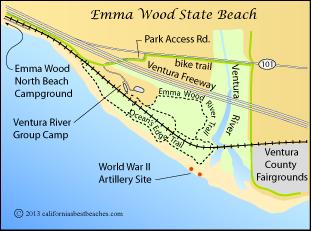 Emma Wood State Beach California S Best Beaches Mobile