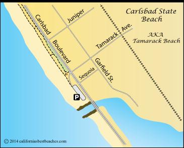 Carlsbad Beaches - California's Best Beaches on