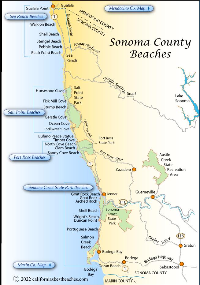 California S Best Beaches