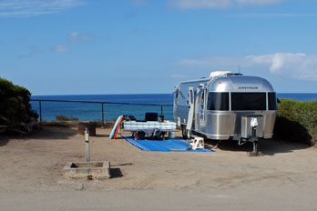 San Elijo Beach Area Camping California S Best Beaches