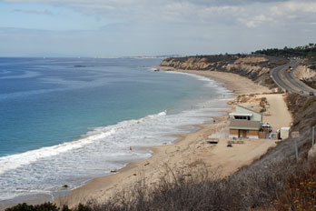 Moro Beach Crystal Cove Orange County Ca