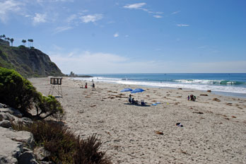 Salt Creek Beach California S Best