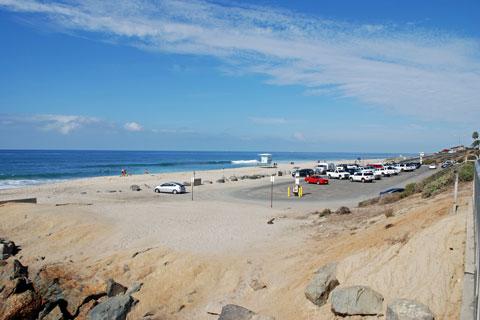 Tamarack Beach San Go County Ca