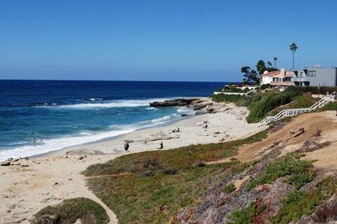 Windansea Beach La Jolla San Go County California