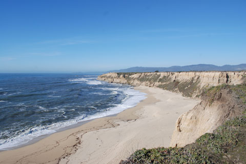Half Moon Bay Beaches Francis