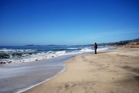 Dunes Beach Half Moon Bay Ca