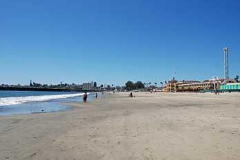 Parking Near Santa Cruz Beach