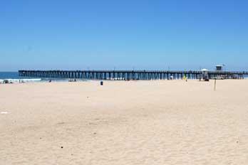 Port Hueneme Pier Beach Ventura County Ca