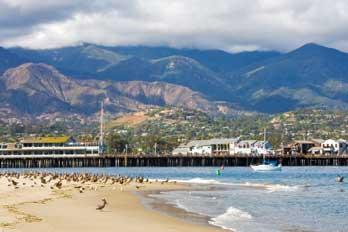 Stearns Wharf Santa Barbara Ca