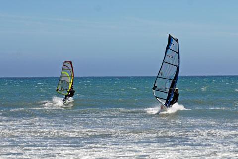 Gaviota Beach And Jalama Activities