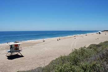 Point Mugu Beach Ventura County Ca