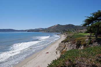 Shell Beach San Luis Obispo County Ca