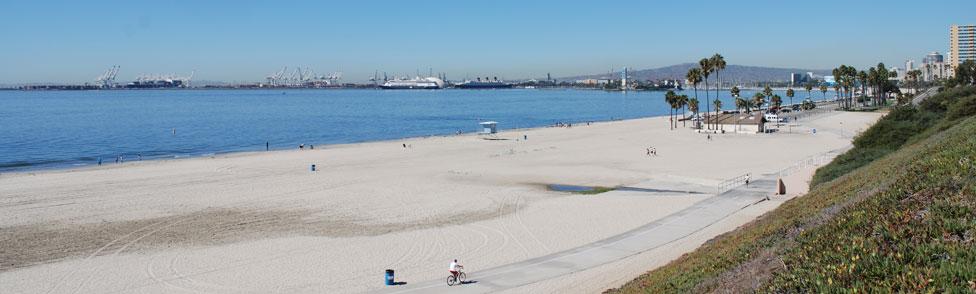 Junipero Beach