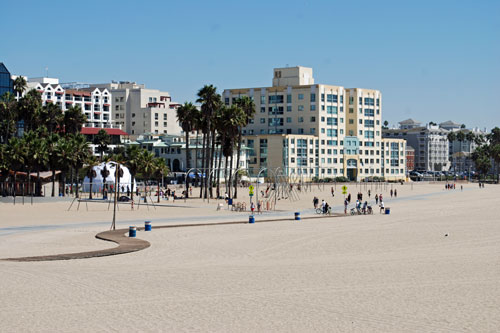 Santa Monica Beach Activities California S Best Beaches