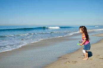 Carlsbad Beach San Go County Ca