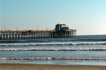 Oceanside Pier San Go County Ca