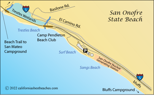 San Onofre Beach California S Best Beaches