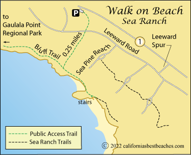 Sea Ranch Beaches   California's Best Beaches
